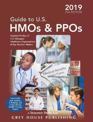 HMO/PPO Directory, 2018 (Paperback)