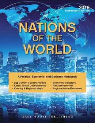Nations of the World, 2018 (Paperback)