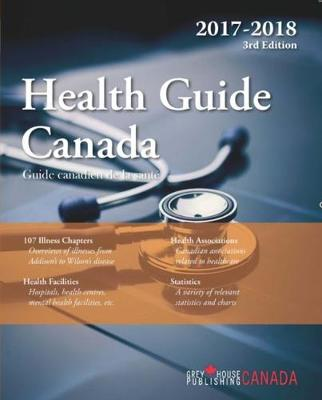 Health Guide Canada, 2017/18 (Paperback)