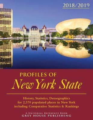 Profiles of New York, 2018/19 (Paperback)