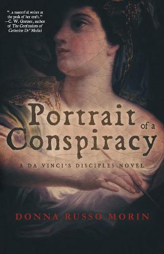 Portrait of a Conspiracy: A Da Vinci's Disciples Novel - Da Vinci's Disciples 1 (Paperback)