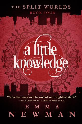 A Little Knowledge: The Split Worlds - Book Four - The Split Worlds 4 (Paperback)