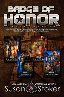 Badge of Honor: Texas Heroes Collection - Badge of Honor: Texas Heroes (Paperback)