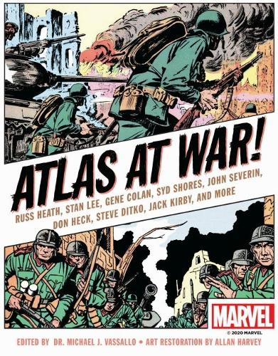 Atlas at War (Hardback)