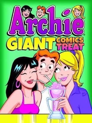 Archie Giant Comics Treat: Archie Giant Comics Digests #9 (Paperback)