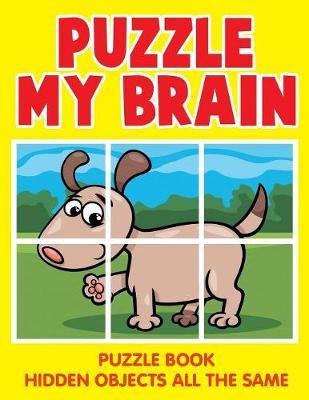 Puzzle My Brain: Puzzle Book Hidden Objects All The Same (Paperback)