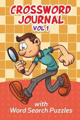 Crossword Journal Vol 1 with Word Search Puzzles (Paperback)