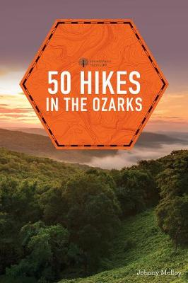 50 Hikes in the Ozarks (Paperback)