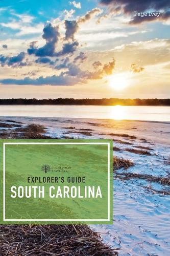 Explorer`s Guide South Carolina (Paperback)