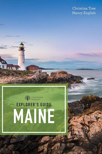 Explorer`s Guide Maine (Paperback)