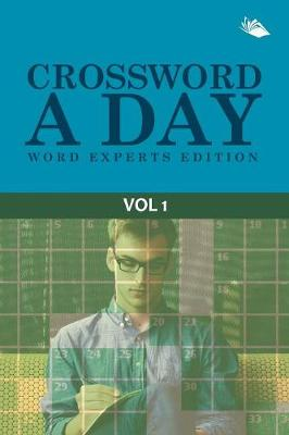 Crossword A Day Word Experts Edition Vol 1 (Paperback)