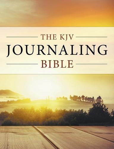 The KJV Journaling Bible (Paperback)