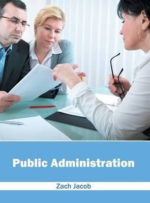Public Administration (Hardback)