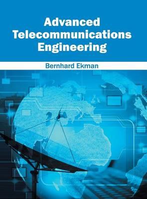 Advanced Telecommunications Engineering (Hardback)