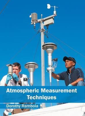 Atmospheric Measurement Techniques (Hardback)