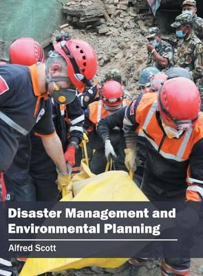 Disaster Management and Environmental Planning (Hardback)