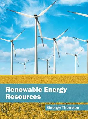 Renewable Energy Resources (Hardback)