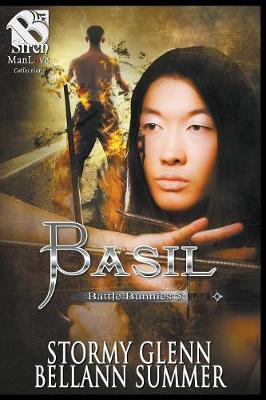 Basil [Battle Bunnies 5] (Siren Publishing Everlasting Classic Manlove) (Paperback)