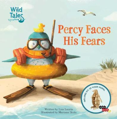 Wild Tales: Percy Faces his Fears (Hardback)
