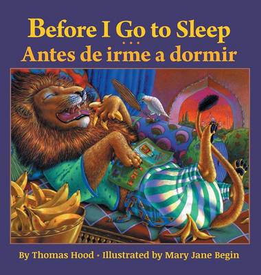 Before I Go to Sleep / Antes de Irme a Dormir (Hardback)