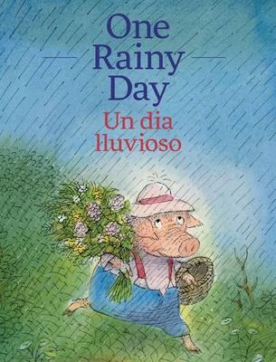 One Rainy Day / Un Dia Lluvioso (Hardback)