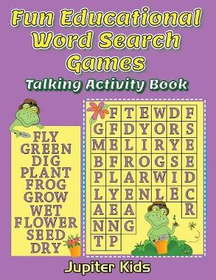 Fun Educational Word Search Games: Talking Activity Book (Paperback)