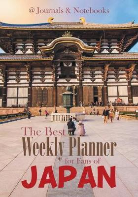 The Best Weekly Planner for Fans of Japan (Paperback)