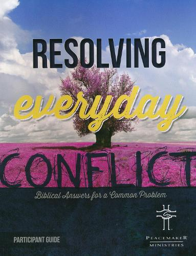 Resolv Everyd Conflict Participant Guide (Paperback)
