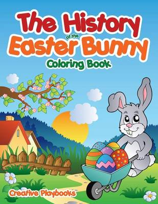 The History of the Easter Bunny Coloring Book (Paperback)