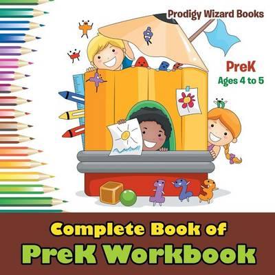 Complete Book of Prek Workbook Prek - Ages 4 to 5 (Paperback)
