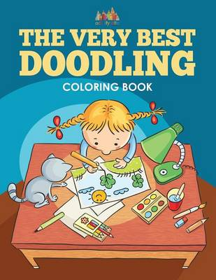 The Very Best Doodling Coloring Book (Paperback)