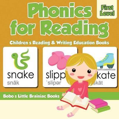 Phonics for Reading First Level: Children's Reading & Writing Education Books (Paperback)