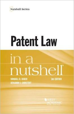Patent Law in Nutshell - Nutshell Series (Paperback)
