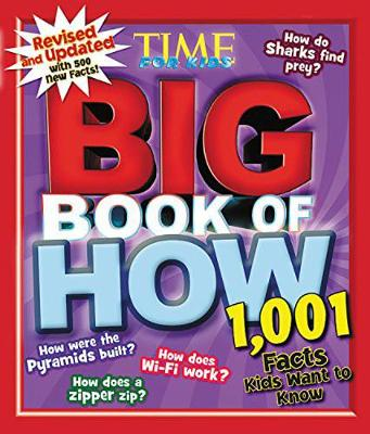 Big Book of How (Revised and Updated): 1,001 Facts Kids Want to Know (Hardback)