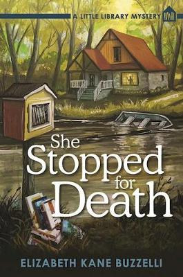 She Stopped for Death: A Little Library Mystery (Paperback)