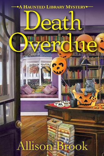 Death Overdue: A Haunted Library Mystery (Paperback)