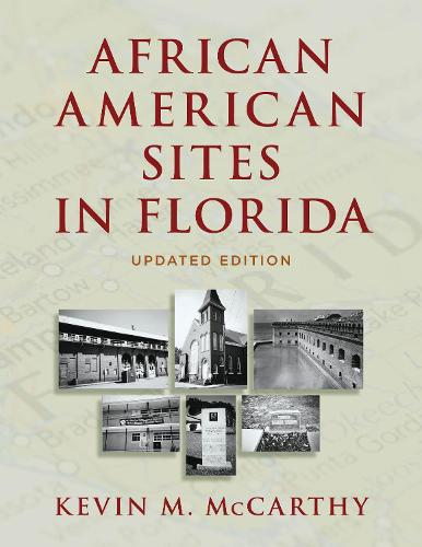 African American Sites in Florida (Paperback)
