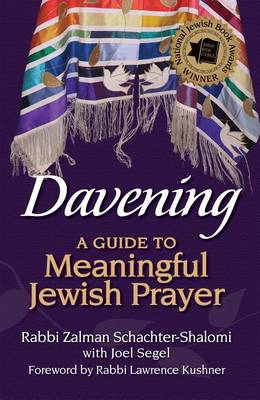 Davening: A Guide to Meaningful Jewish Prayer (Hardback)