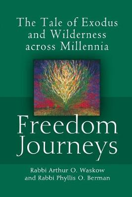 Freedom Journeys: The Tale of Exodus and Wilderness across Millennia (Paperback)