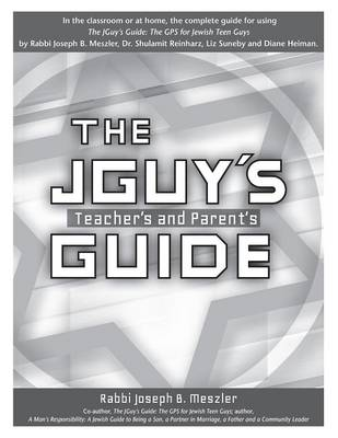 The JGuy's Teacher's and Parent's Guide (Hardback)