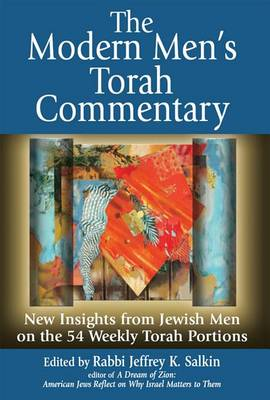 The Modern Men's Torah Commentary: New Insights from Jewish Men on the 54 Weekly Torah Portions (Paperback)