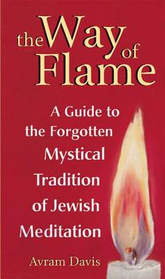 The Way of Flame: A Guide to the Forgotten Mystical Tradition of Jewish Meditation (Paperback)