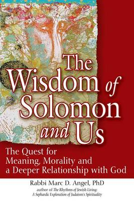 The Wisdom of Solomon and Us: The Quest for Meaning, Morality and a Deeper Relationship with God (Hardback)