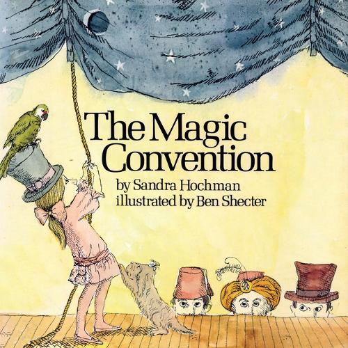 The Magic Convention (Hardback)