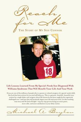 Reach for Me: The Story of My Son Connor (Paperback)