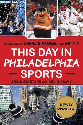 This Day in Philadelphia Sports (Paperback)