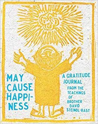 May Cause Happiness: A Gratitude Journal (Paperback)
