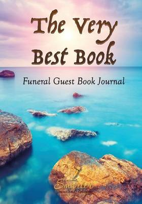The Very Best Book, Funeral Guest Book Journal (Paperback)