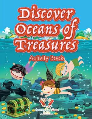 Discover Oceans of Treasures Activity Book (Paperback)