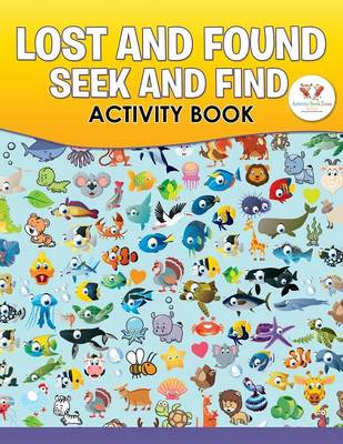 Lost and Found: Seek and Find Activity Book (Paperback)